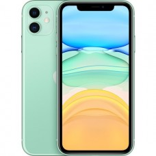 Apple iPhone 11 128 GB  Green Aksesuarsız (Apple Türkiye Garantili 2 YIL)